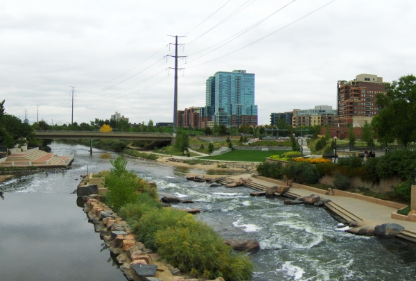 Confluence Park - find