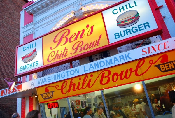 Ben's Chili Bowl - find