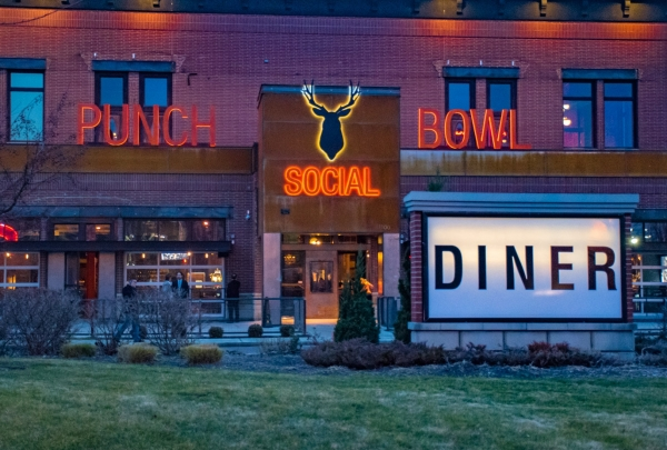 Punch Bowl Social - find