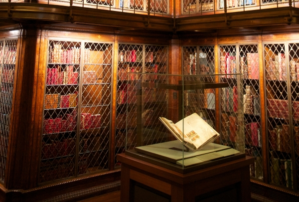 Morgan Library & Museum - find