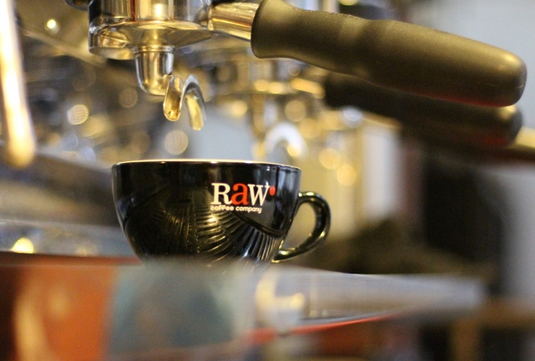 RAW Coffee Company - find