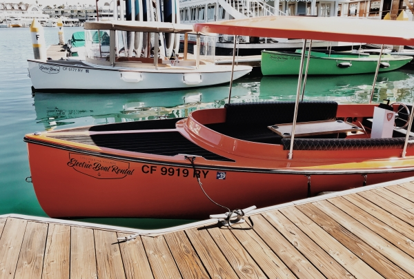 Electric Boat Rental - find