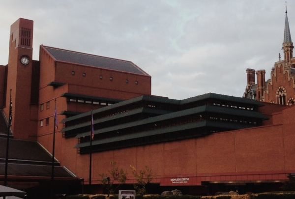 The British Library - find